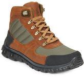 Polo Ralph Lauren Herrik Suede-Trimmed Work Boots