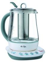 Mr. Coffee Tea Maker and Kettle - White, BVMC-HTK100