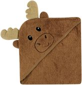 Baby Vision Luvable Friends® Moose Embroidery Hooded Towel