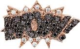 Diane Kordas Diamond & rose-gold WOW! earring