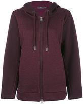 adidas by Stella McCartney Essentials hoodie - women - Cotton/Organic Cotton/Polyester - XS