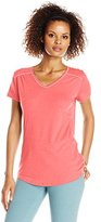Columbia Women's Everything She Needs V Neck Tee