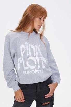 Forever 21 Pink Floyd Graphic Sweatshirt