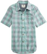 Vans Milton Boys Button Up Shirt