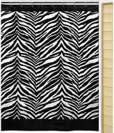 Creative Bath Creative BathTM Zebra Shower Curtain