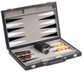 Bey-Berk Stitched Backgammon Set