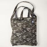 Blade + Blue Camo & Denim Reversible Tote Bag