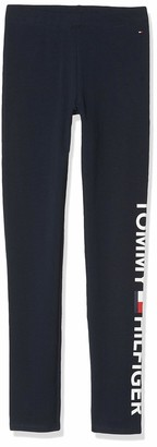 Tommy Hilfiger Girl's Essential Logo Leggings