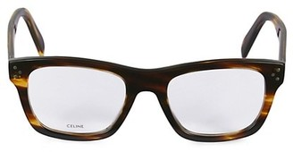 Celine 56MM Square Optical Glasses