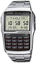 Casio Unisex Collection Digital Watch with Stainless Steel Bracelet DBC-32D-1AES