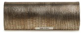 Corinne McCormack Women's Oval Reading Glasses Case - Bronze