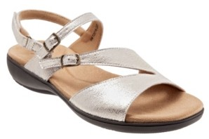 Trotters Riva Slip On Sandal Women's Shoes