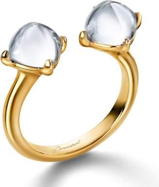 Baccarat Mini Medicis Toi & Moi Ring