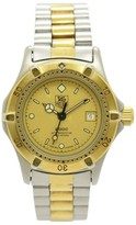 Tag Heuer 2000 964.008 Professional 200 Stainless & Gold Plated Quartz 27mm Women