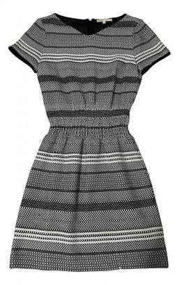 Maje Grey Cotton - elasthane Dresses
