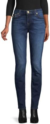 True Religion Low-Rise Skinny Jeans