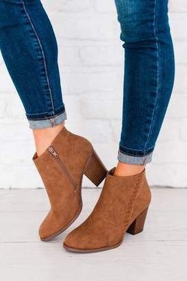 Classified My Everyday Camel Booties