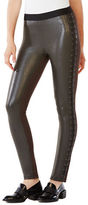 BCBGMAXAZRIA Jaims Faux-Leather Leggings