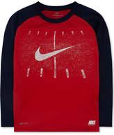 Nike Graphic-Print T-Shirt, Toddler Boys (2T-5T)