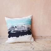 Graham and Green Palma Stripe Square Cushion