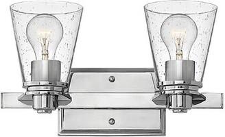 Avon Hinkley Lighting 2-Light Vanity Light Hinkley Lighting