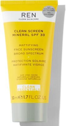 Ren Skincare Clean Screen Mineral SPF 30 Sunscreen