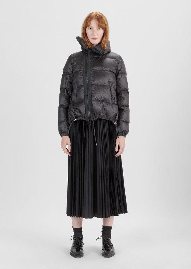 Sacai Blouson Down Jacket Black Size: JP 2