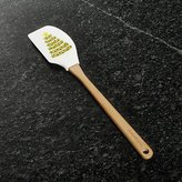 Crate & Barrel Christmas Tree Large Spatula