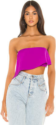 superdown Micah Asymmetric Strapless Top