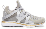 Athletic Propulsion Labs: APL Ascend Sneaker in Metallic Silver. - size 6.5 (also in 7,7.5,8.5)