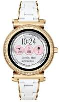 Michael Kors Sofie Stainless Steel Touchscreen Smartwatch