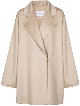 Max Mara Kassel double-faced cashmere coat