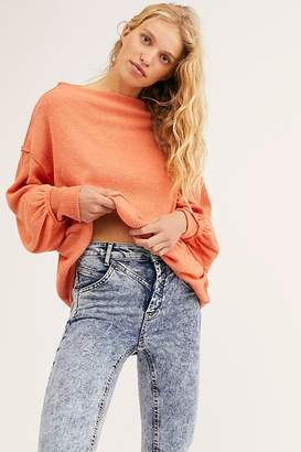 We The Free Main Squeeze Hacci Top at Free People