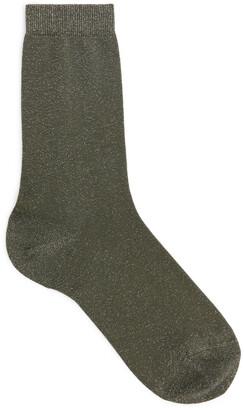 Arket Lurex Socks