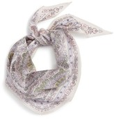 Echo Women's Paisley Silk Diamond Scarf