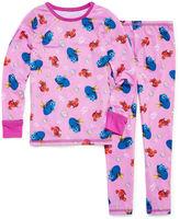 Asstd National Brand 2-pc. Finding Dory Pajama Set - Toddler Girls 2t-5t
