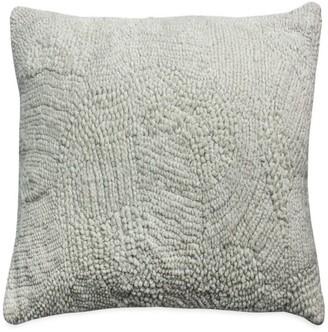 Callisto Home Textured Velvet Decorative Pillow