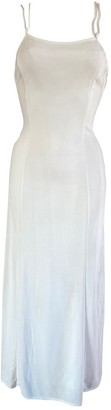 Cacharel White Viscose Dresses