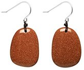 Lola Rose Zanzibar Drop Gold Sandstone Earrings