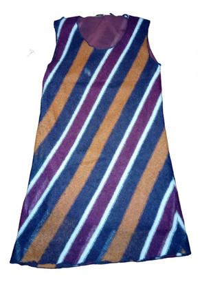 Miu Miu Multicolour Wool Dresses
