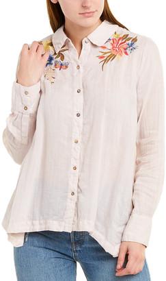 Johnny Was Perrine Handkerchief Shirt