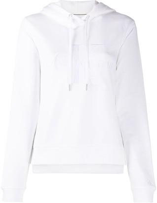 Calvin Klein Jeans Logo Embroidered Hoodie