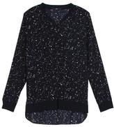 Tibi Mini Splatter Sweatshirt