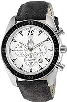 Jivago Men's 'Timeless' Quartz Stainless Steel Casual Watch (Model: JV4510)