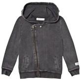 I Dig Denim Dark Grey Egon Jacket