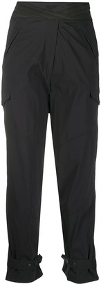 RtA High Rise Cropped Trousers