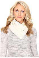 UGG Crochet Snood with Lurex Sequins Scarves