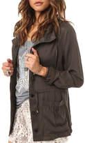 O'Neill Women's Jonah Hooded Jacket - Iron Jackets