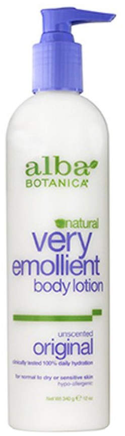Alba Very Emollient Body Lotion Unscented