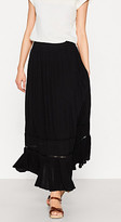 Esprit Summery maxi skirt with lace details